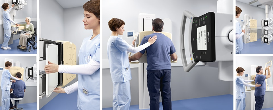DigitalDiagnost Chest Room – Key Benefits