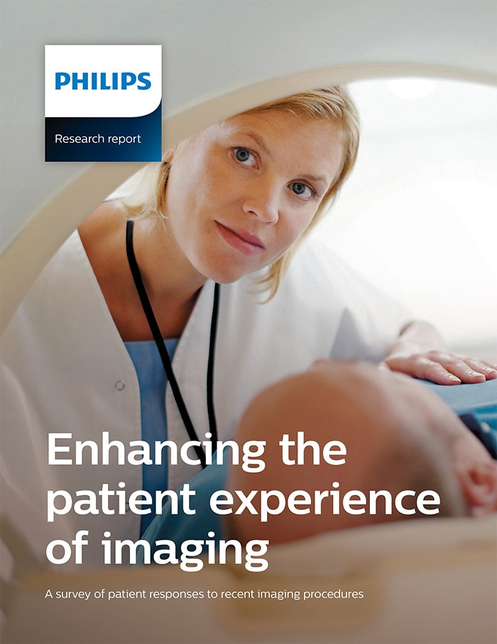 Enhancing the patient experience of imaging download (.pdf) file