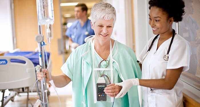 Increasing patient throughput for performance improvement in healthcare