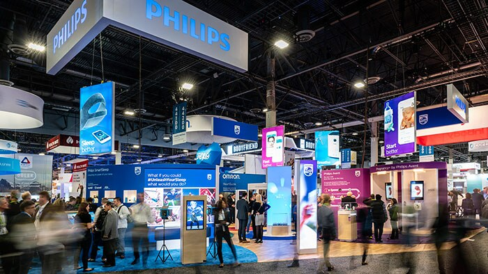 Philips' new personal care solutions at CES 2019